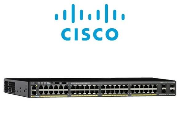Cisco Catalyst 2960 X Series [WS-C2960X-48LPS-L]