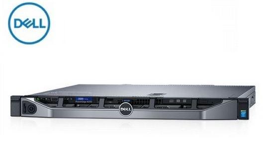 Dell R230 E3-1220v6, server Dell R230 E3-1220v6 1TB, Dell R230 E3-1220v6 8GB