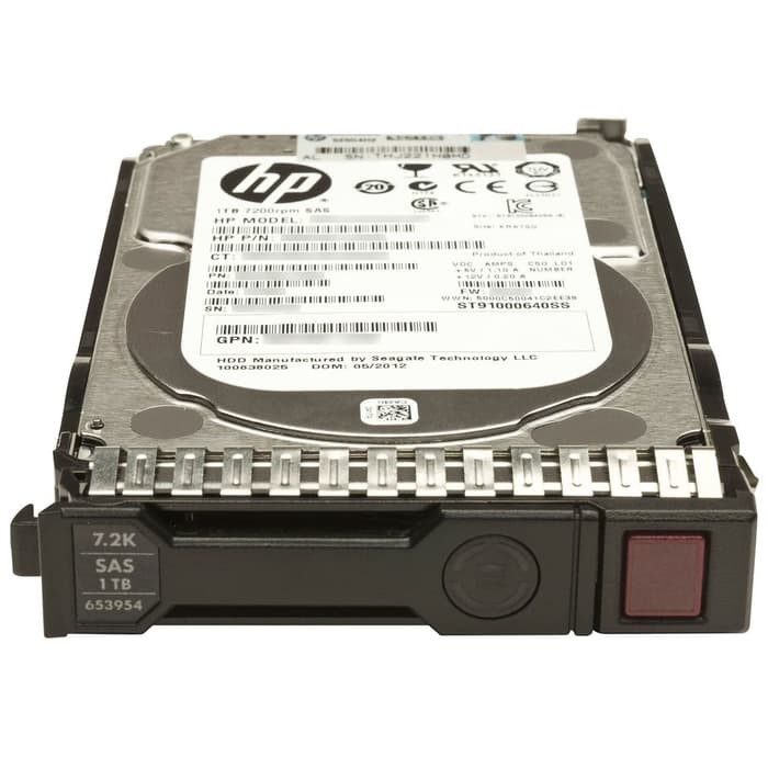 Hard disk SAS,  HDD SAS HP 6G 7.2K RPM