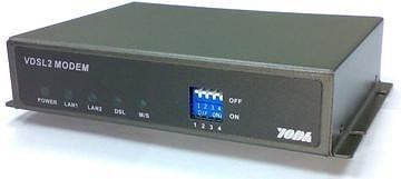 VDSL2 extender Ethernet