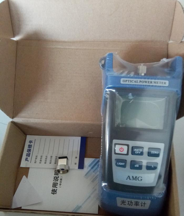 jual Optical Power Meter OPM di denpasar