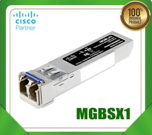 SFP Cisco MGBSX 1GE SX Multimode, Jual SFP Cisco 1G