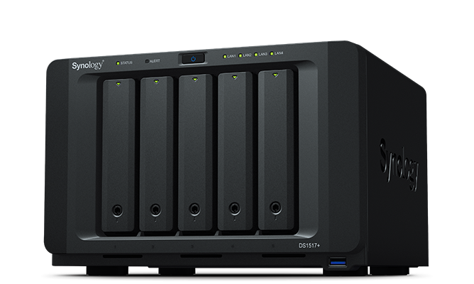 Synology DiskStation DS1517+8GB