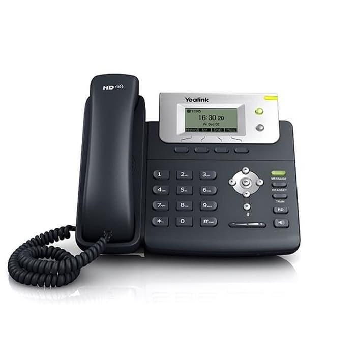 jual Yealink SIP-T21PE2, harga IP Phone T21PE2