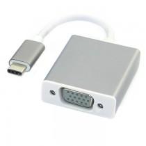 jual CONVERTER USB-C TO VGA