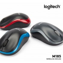 WIRELESS MOUSE M185 2.4 GHz