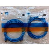 jual Patch Cord AMP Cat6 3M Blue